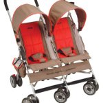 Jeep Wrangler Twin Sport All-Weather Umbrella Stroller Review