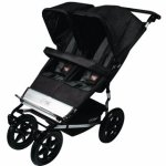 Mountain Buggy Duet Double Stroller Review