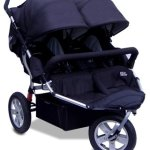 Tike Tech Double City X3 Swivel Stroller Review